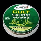 Climax - Vlasec Cult Shock Leader 100m/0,60mm