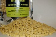 Big Fish - Kukuřičné pelety Corn Pellets 6 mm - 1 kg