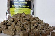 Big Fish - Řepkové pelety Rapeseed Pellets 8 mm - 1 kg