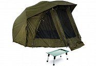 Giants Fishing - Umbrella Brolly Exclusive 60 + stolek Bivvy Table ZDARMA!